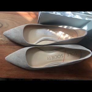 Andorra heel by Sole Society